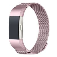 Pulsera Fitbit Charge 2 Milanese Loop Rosépink (s)