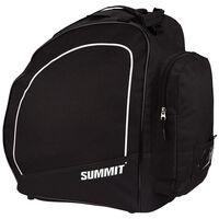 Summit Bolsa para botas de esquí negro y blanco