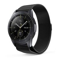Correa para Samsung Galaxy Watch 42mm Gear Sport Milanese negro