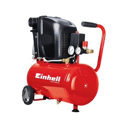 Compresor de aire 24 L TE-AC 230/24 de Einhell