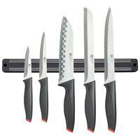 Richardson Sheffield Juego cuchillos y soporte magnético Laser 5 pzas