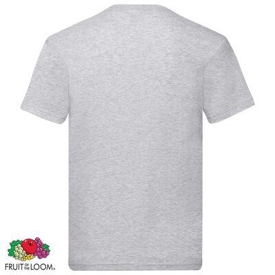 Fruit of the Loom Camisetas originales 10 uds XXL algodón