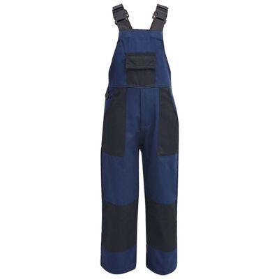 vidaXL Mono para niño talla 158/164 azul