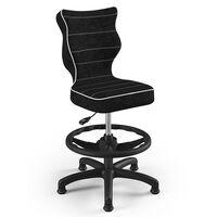 Entelo Good Chair Silla escritorio ergonómica niños Petit VS01 negro 4