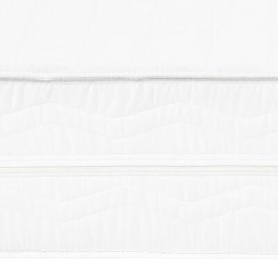 vidaXL Colchón de espuma viscoelástica 18 cm 90x200 cm