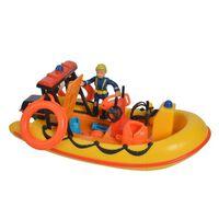 Simba Barco de juguete Neptune rojo y amarillo