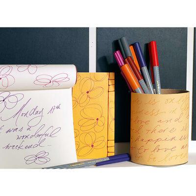 edding Bolígrafo de punta fina 16 unidades multicolor 55