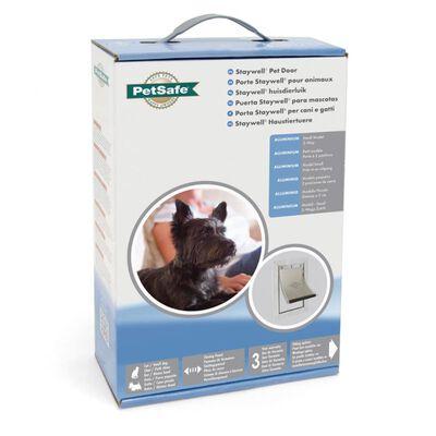 PetSafe Puerta para mascotas 600 aluminio <7 kg 5013