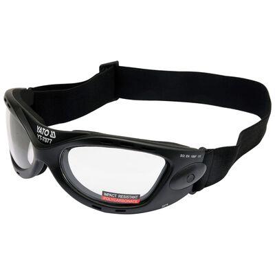 YATO Gafas de seguridad transparentes