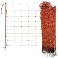 Neutral Red electrificable para ovejas OviNet naranja 108 cm