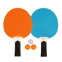 Get&Go set de tenis de mesa azul / naranja / gris claro 61UP