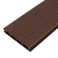 Tableros De Material Compuesto - Marrón Pardo - 9m2