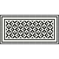 Flooralia- Alfombra de vinilo - Geométrica - G-012