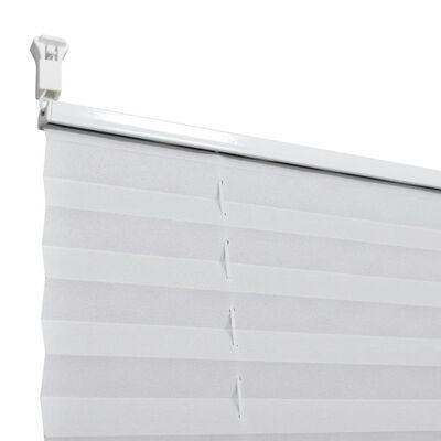 Plisse Persiana Blanco Cortina Plisada 90X100cm