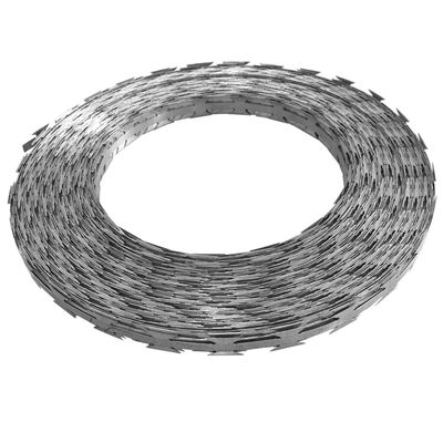 vidaXL Alambre de púas concertina acero galvanizado 500 m