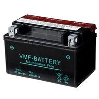 Batería motocicleta Liquifix 12 V 6 Ah MF YTX7A-BS VMF Powersport