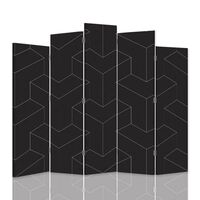 Biombo Geometric - Separador de Ambientes