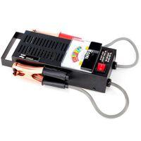 YATO Verificador de batería 200-1000 A 6 V/12 V