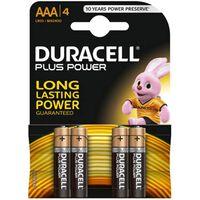 Pila Alcalina Plus K4-Lr03 - Duracell Aaak4plus/Mn24009