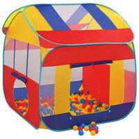 vidaXL Tienda piscina de bolas con 300 bolas XXL