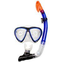 Waimea máscara de buceo silicona para adultos azul cobalto 88DJ