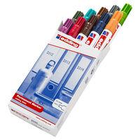 edding Rotuladores permanentes 10 unidades multicolor 3000