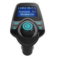 Adaptador Bluetooth manos libres para automóviles con reproductor de M