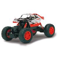Jamara Vehículo todoterreno teledirigido 4WD 2,4 GHz 1:18