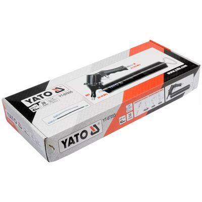 YATO Pistola neumática de grasa 400 CC YT-07055