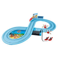 Carrera Coches y pista eléctrica FIRST Paw Patrol-On the Track 1:50