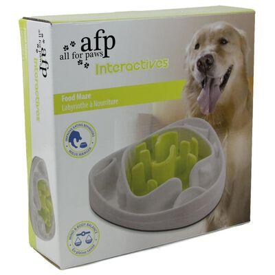 afp Comedero para perros interactivo tipo laberinto
