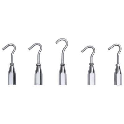 vidaXL Set de martillo de inercia 18 piezas
