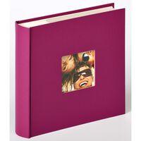 Walther Design Álbum de fotos Fun Memo violeta 200 páginas 10x15 cm