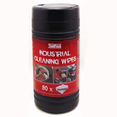Pañuelos de limpieza para manos y herramientas Toolpack XL 325.031