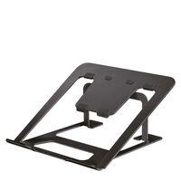 "NewStar Soporte para ordenador portátil plegable 10""-17"" negro"