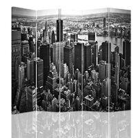 Biombo Nyc Skyline - Separador de Ambientes
