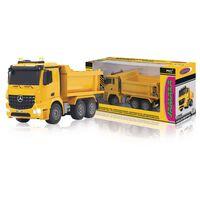 Jamara Camión de basura teledirigido Mercedes-Benz Arocs 1:20