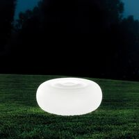 Intex Otomana LED 86x33 cm