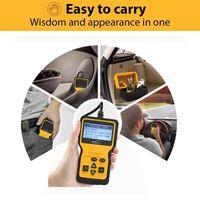 Dispositivo de diagnóstico de código de error OBD II para vehículos de