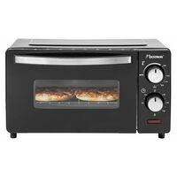 Bestron Mini horno grill AOV9 Negro 800 W 9 L