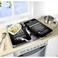 Tabla Vidrio Cocina 2 Unidades Apetit 30X52 Cm - WENKO - 2521483
