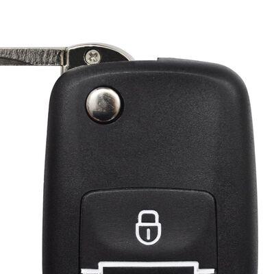 Cierre centralizado de coche con 2 llaves, VW Skoda Audi