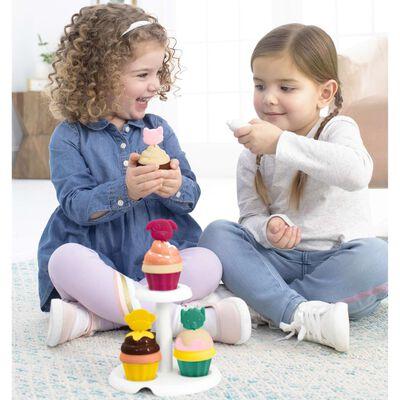 Skip Hop Cupcakes de juguete Zoo Sort & Stack