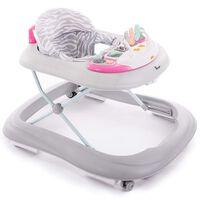 Bo Jungle Andador para bebés B-Walker Tiger rosa