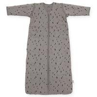 Jollein Saco de dormir para bebé Spot gris tormenta 110 cm