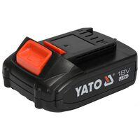 YATO Batería de ion-litio 2,0Ah 18V