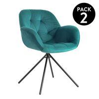 Pack 2 sillas Belfast - 0500740025001