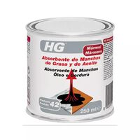 Absorvente Manchas Grasa/aceit - HG - 470030130 - 0,25 L