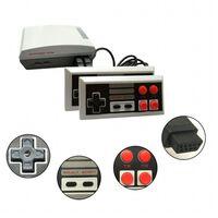 Consola de videojuegos mini TV de estilo retro