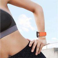 Pulsera para Samsung Galaxy Watch 42mm - naranja (L)